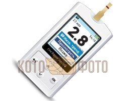 Фотография товара глюкометр One Touch Verio iq (82204)