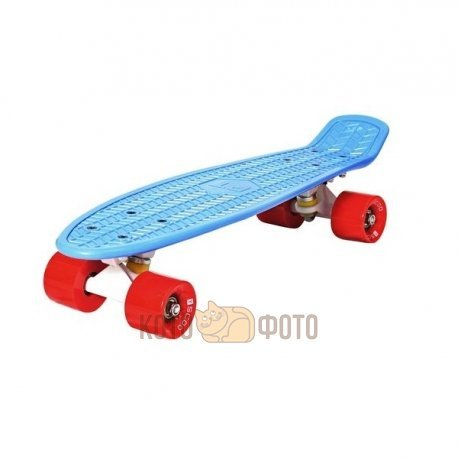Скейтборд 1-13 Y-SCOO Penny board RT 22 Classic blue