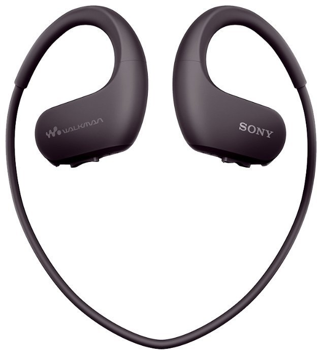 Цифровой плеер Sony NW-WS413 Walkman - 4Gb Black плеер sony nw a45 black