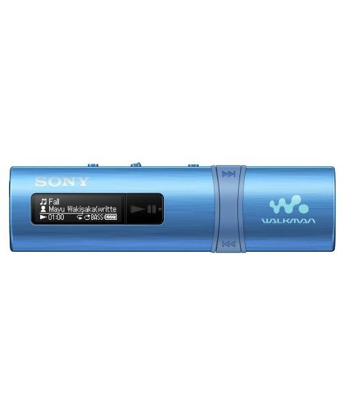 Цифровой плеер Sony NWZ-B183F Walkman - 4Gb Blue цена 2017