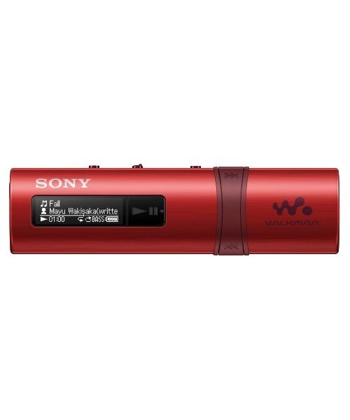 Цифровой плеер Sony NWZ-B183F Walkman - 4Gb Red mp3 плеер sony nwz b183f pink