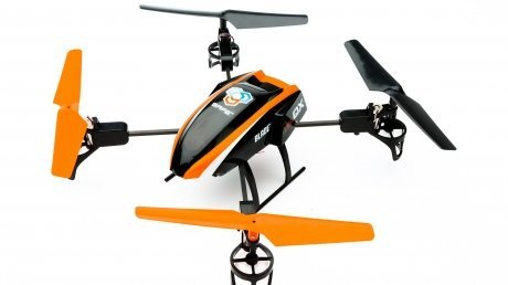 Квадрокоптер Blade 180 QX HD BNF BLH7480A Orange от Kotofoto