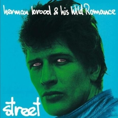Виниловая Пластинка Brood, Herman / His Wild Romance Street 180 gram