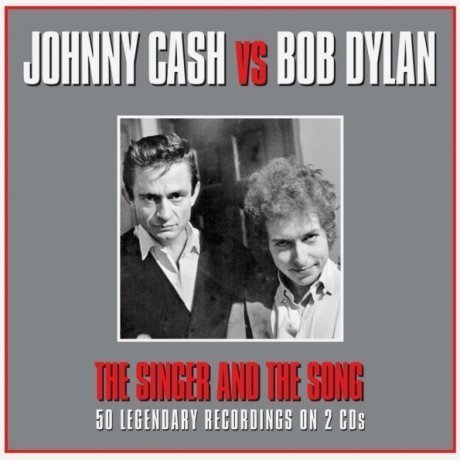 Виниловая Пластинка Cash, Johnny / Dylan, Bob The Singer And The Song