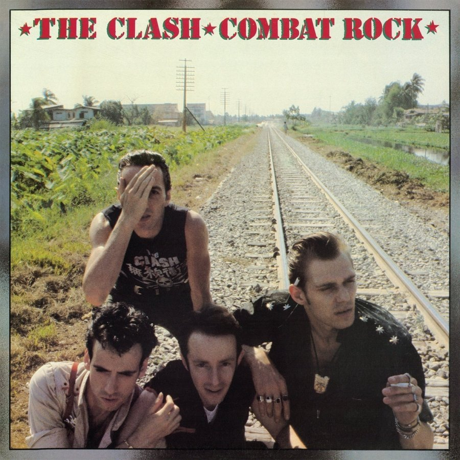 Виниловая пластинка Clash, The, Combat Rock (0889853917716) the clash sandinista