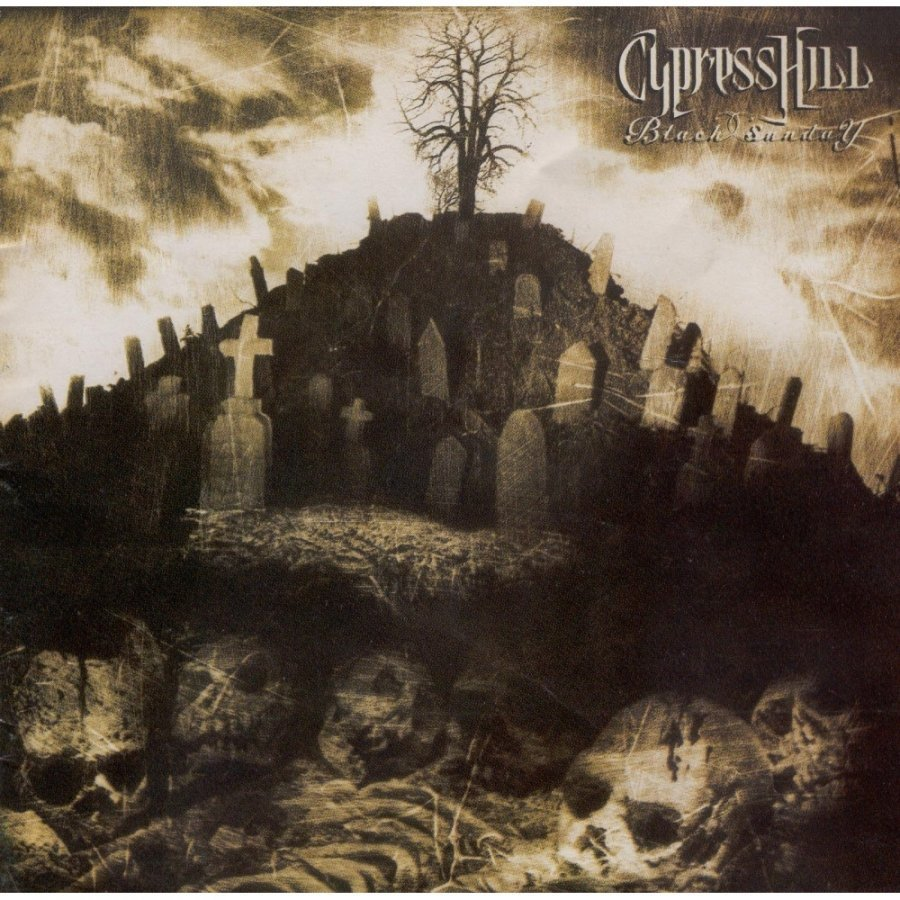Виниловая пластинка Cypress Hill, Black Sunday – Remixes (Limited) худи print bar cypress hill