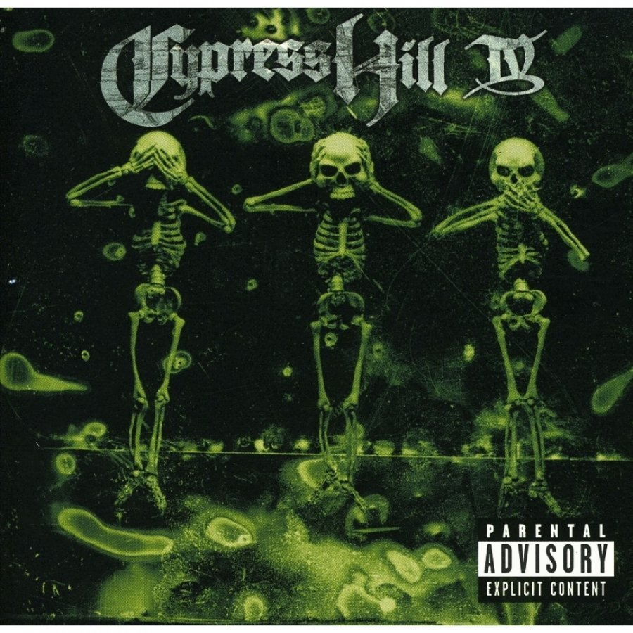 Виниловая пластинка Cypress Hill, Iv худи print bar cypress hill