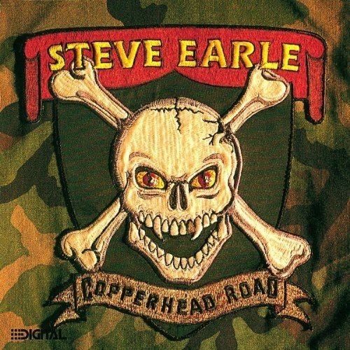 Виниловая пластинка Earle, Steve, Copperhead Road steve earle vancouver