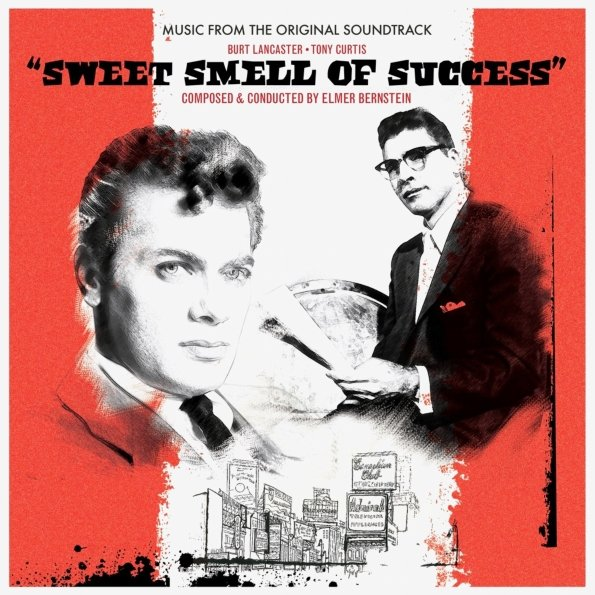 Виниловая пластинка Elmer Bernstein, Sweet Smell Of Success OST