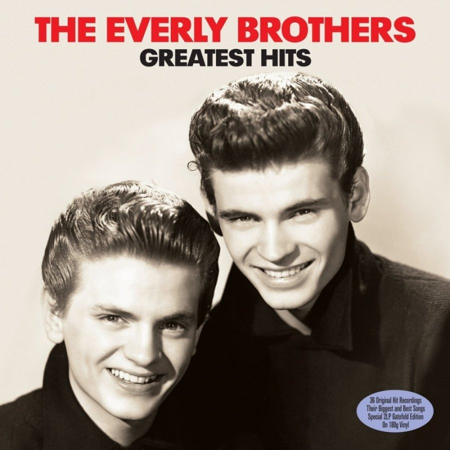 Виниловая пластинка Everly Brothers, The, Greatest Hits (Remastered) eagles their greatest hits 1971 1975 виниловая пластинка