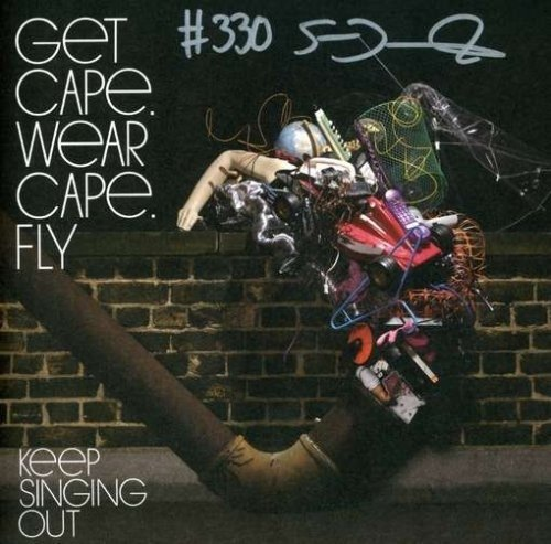 Виниловая пластинка Get Cape. Wear Cape. Fly., Get Cape. Wear Cape. Fly. скальп петуха wapsi ewing economy dry fly cape
