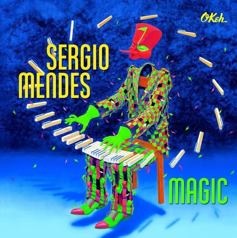 Виниловая пластинка Mendes, Sergio, Magic sergio mendes sergio mendes greatest hits