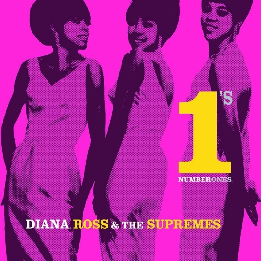 Виниловая пластинка Ross, Diana and The Supremes, No 1S the supremes the supremes playlist plus 3 cd