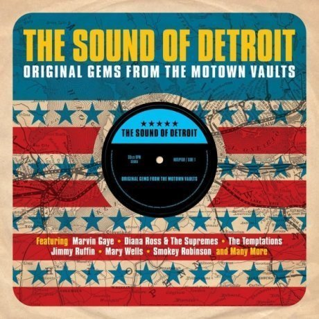 Виниловая Пластинка The Sound Of Detroit Original Gems From The Motown Vaults the future sound of london the future sound of london teachings from the electronic brain