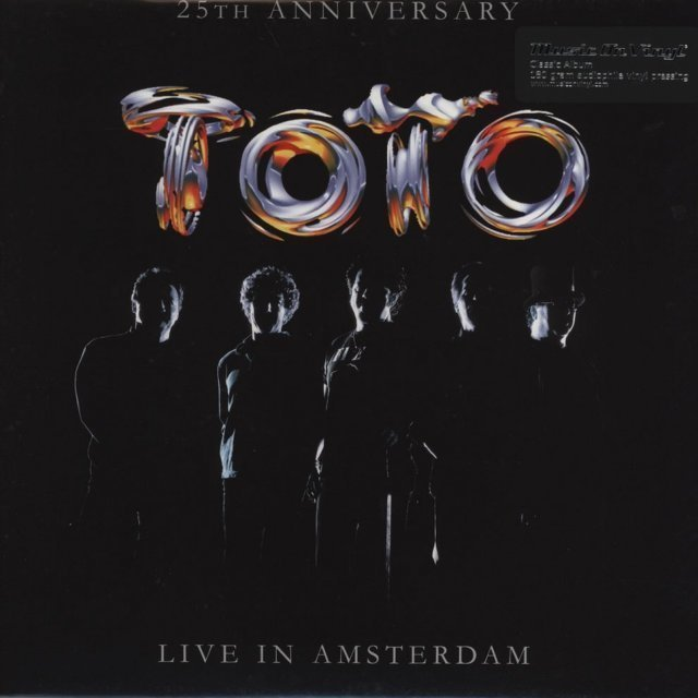 Виниловая пластинка Toto, Live In Amsterdam - 25Th Aniversary виниловая пластинка a tribe called quest peoples instinctive travels and the paths of rhythm 25th