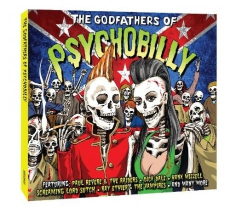 Виниловая Пластинка Various Artists The Godfathers Of Psychobilly various artists various artists mamma roma addio
