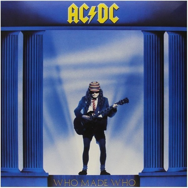Виниловая пластинка AC/DC, Who Made Who (Remastered) ac dc ac dc who made who