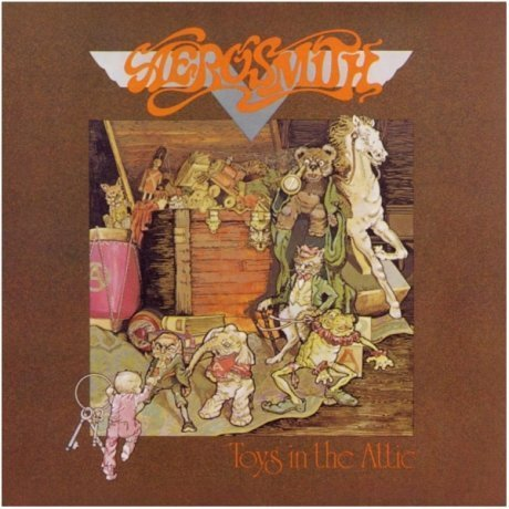 Виниловая Пластинка Aerosmith Toys In The Attic aerosmith devil s got a new disguise – the very best of aerosmith cd