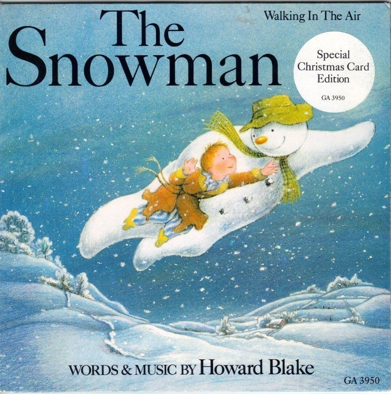 Виниловая пластинка Blake, Howard, The Snowman blake r the hygge holiday
