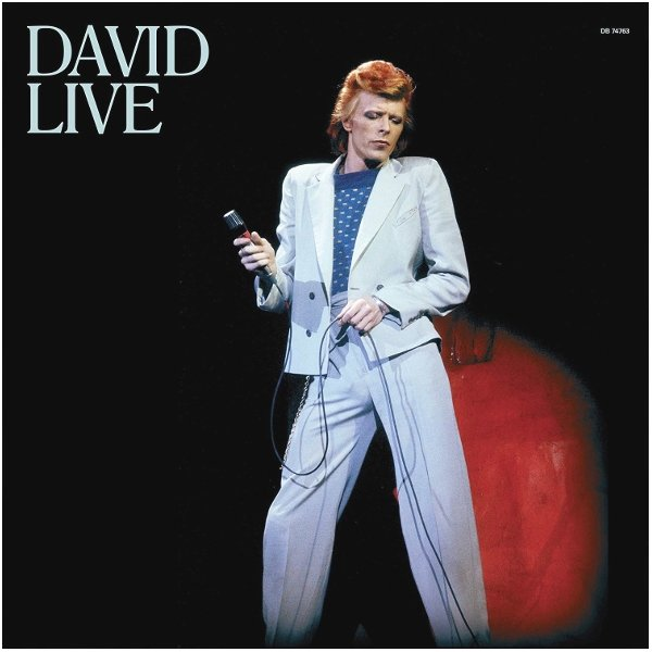 Виниловая пластинка Bowie, David, David Live (2005 Mix) виниловая пластинка cd david bowie ziggy stardust and the spiders from