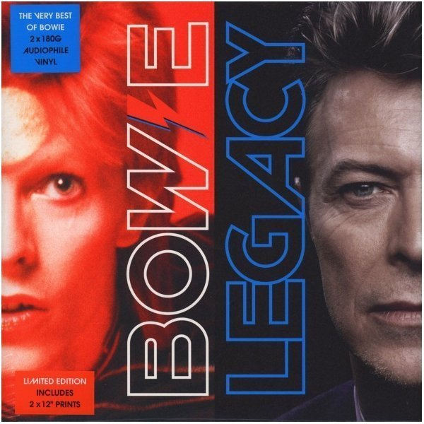 цена на Виниловая пластинка Bowie, David, Legacy (The Very Best Of)