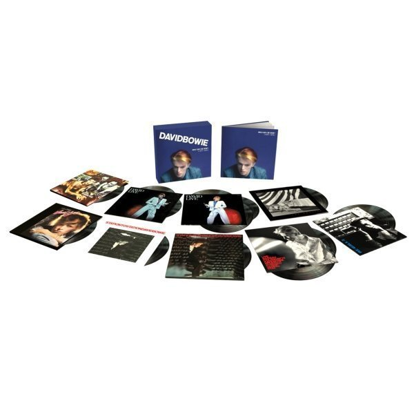 Виниловая пластинка Bowie, David, Who Can I Be Now? (1974 To 1976) (Box Set)