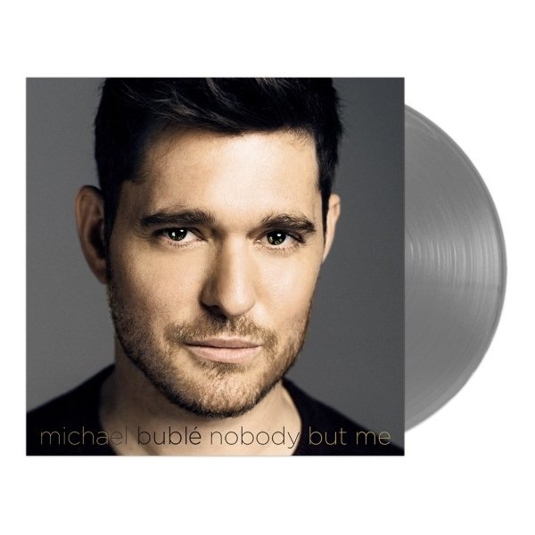 Виниловая пластинка Buble, Michael, Nobody But Me (Limited) худи print bar trust nobody