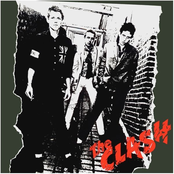 Виниловая пластинка Clash, The, The Clash (0889853482917) the clash sandinista