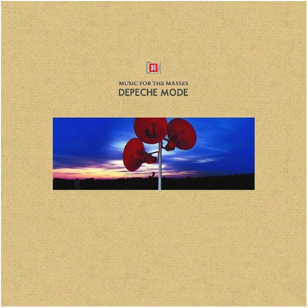 Виниловая пластинка Depeche Mode, Music For The Masses виниловая пластинка depeche mode some great reward the 12 singles