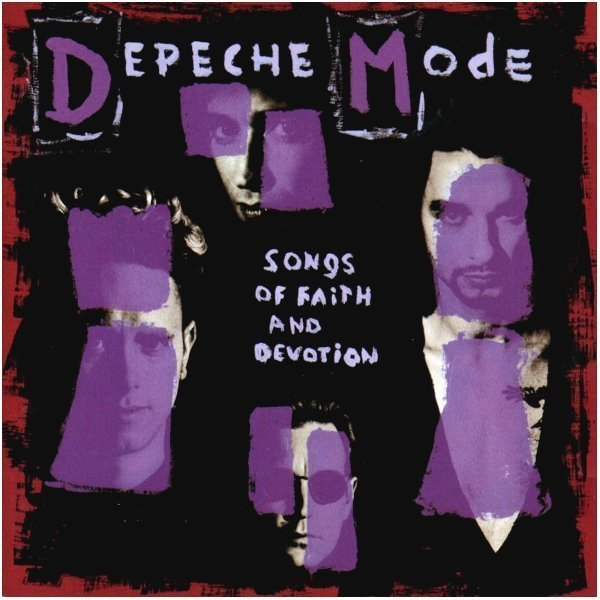 Виниловая пластинка Depeche Mode, Songs Of Faith and Devotion anstey f mr punch s model music hall songs and dramas