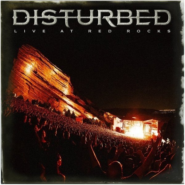 Виниловая пластинка Disturbed, Live At Red Rocks alt j alt j live at red rocks cd dvd blu ray