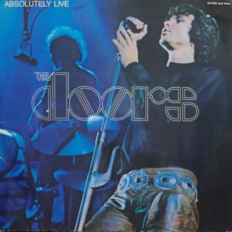 Виниловая Пластинка Doors, The Absolutely Live cd диск the doors when you re strange a film about the doors songs from the motion picture 1 cd