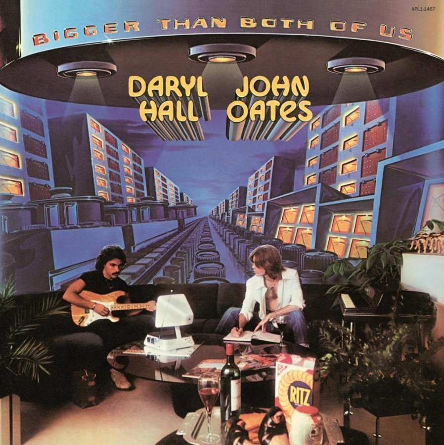 Виниловая пластинка Hall and Oates, Bigger Than Both Of Us виниловая пластинка hall daryl oates john rock n soul part 1