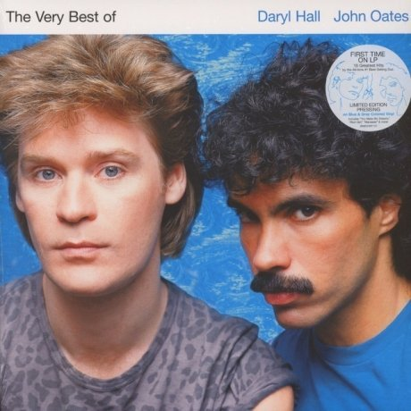 Виниловая Пластинка Hall, Daryl / Oates, John The Very Best Of Daryl Hall John Oates oates j the lost landscape a writter s coming of age