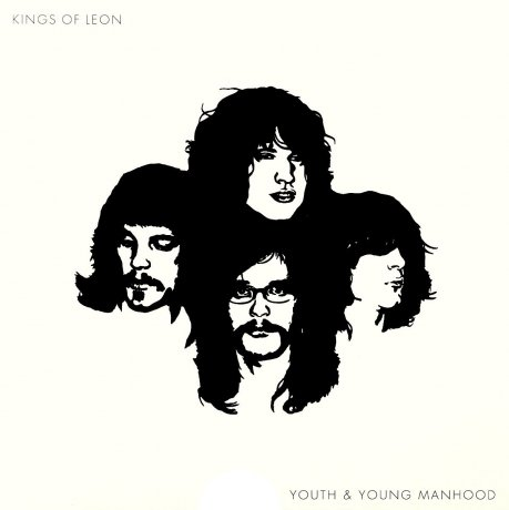 Виниловая Пластинка Kings Of Leon Youth And Young Manhood 180 Gram/+Bonus Track kings of leon early years 180 gram box set