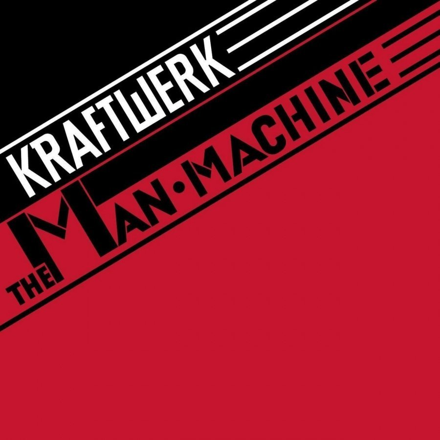 Виниловая пластинка Kraftwerk, The Man Machine (Remastered) silver wings silver wings 010022v1 5 186