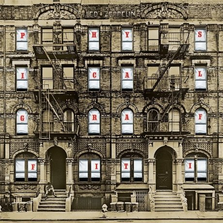 Виниловая Пластинка Led Zeppelin Physical Graffiti (deluxe edition/remastered) виниловая пластинка led zeppelin led zeppelin iv deluxe edition remastered 180 gram