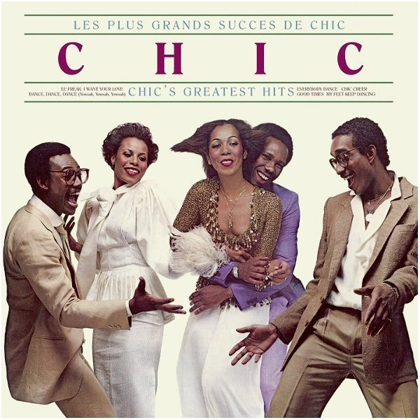 Виниловая пластинка Chic, ChicS Greatest Hits cd eagles the complete greatest hits