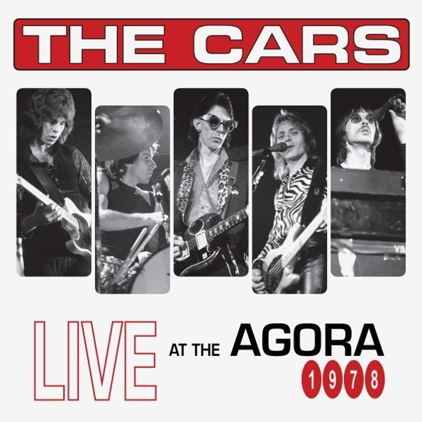 Виниловая пластинка Cars, The, Live At The Agora 1978 janome lw 10 page 3