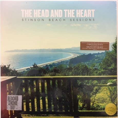 Виниловая Пластинка Head And The Heart, The Stinson Beach Sessions
