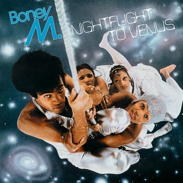 Виниловая пластинка Boney M., Nightflight To Venus boney m – nightflight to venus lp