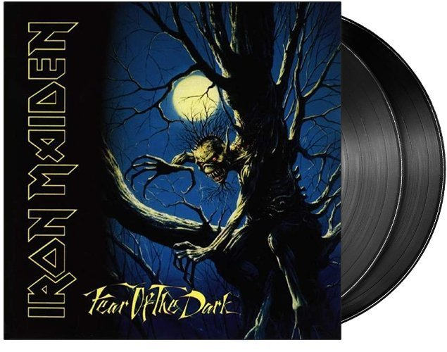 Виниловая пластинка Iron Maiden, Fear Of The Dark cd iron maiden fear of the dark remastered