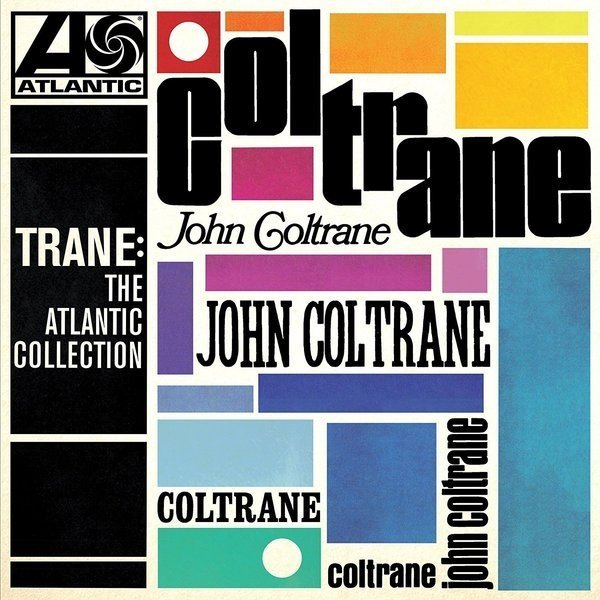 Виниловая пластинка Coltrane, John, Trane: The Atlantic Collection бомбер printio белая княгиня