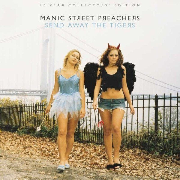 лучшая цена Виниловая пластинка Manic Street Preachers, Send Away The Tigers 10 Years Collectors Edition