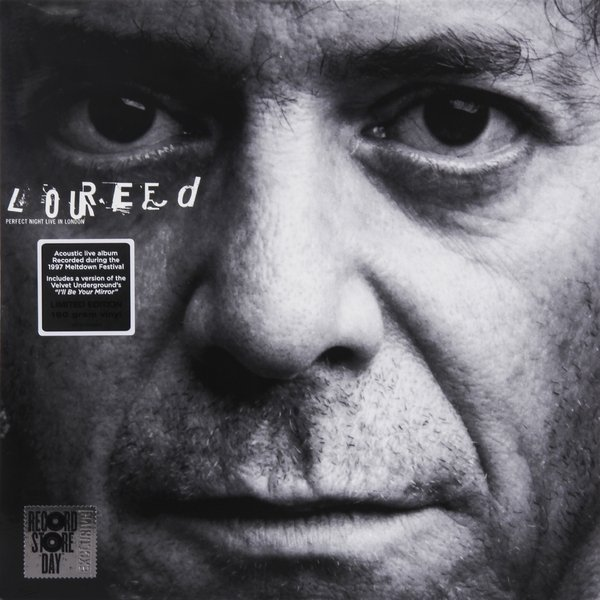 Виниловая пластинка Reed, Lou, Perfect Night: Live In London lou reed lou reed live in italy 2 lp