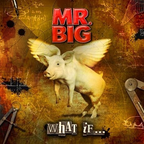 Виниловая Пластинка MR BIG What If mr big what if deluxe collector s edition cd dvd lp
