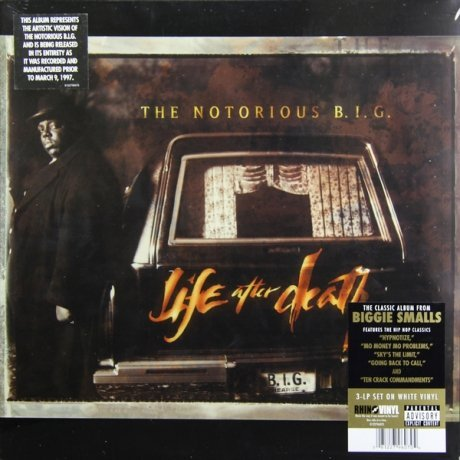 Виниловая Пластинка Notorious B.I.G., The Life After Death earth 2 society vol 4 life after death