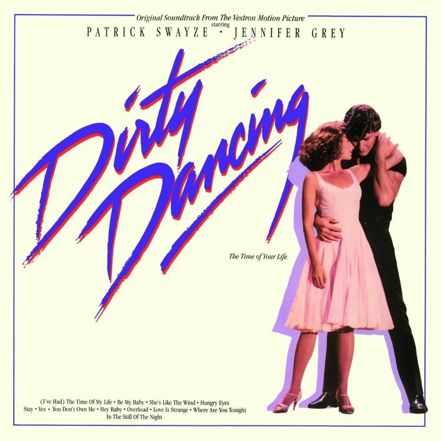 Виниловая пластинка OST, Dirty Dancing ost front ost front ave maria