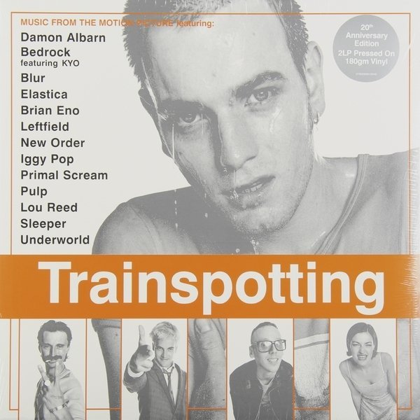 Виниловая пластинка OST, Trainspotting (20Th Anniversary) виниловая пластинка ost john lurie various artists mystery train ost