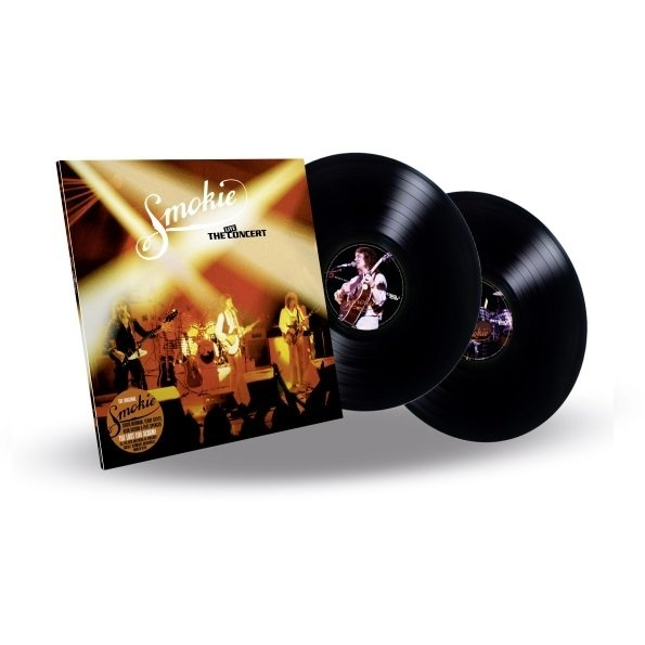 Виниловая пластинка Smokie, The Concert (Live From Essen 1978) an evening with andy williams live from the royal albert hall 1978